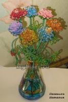 thumbs c5 Букетик цветов из бисера