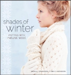 thumbs inter Shades of Winter: Knitting with Natural Wool