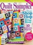 thumbs quilt sampler 1 Quilt Sampler Magazine Spring/summer 2013