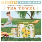 thumbs tea towels Craft Challenge: Dozens of Ways to Repurpose a Tea Towel (шитье)