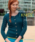 thumbs 01 3 Melissa Wehrle   Metropolitan Knits: Chic Designs for Urban Style (вязание)