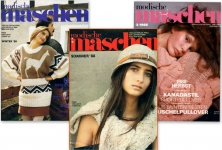 thumbs q 1 Modische Maschen №№ 1,2,3  1988