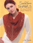 thumbs 00001 1 Книга по вязанию шалей Sock Yarn Shawls: 15 Lacy Knitted Shawl Patterns
