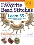 thumbs 1 8 Beadwork Presents: Favorite Bead Stitches 2011 (бисероплетение)