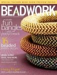 thumbs page1 Журнал по бисероплетению Beadwork   № 12 December 2012/ № 1 January 2013