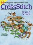Just Cross Stitch Vol.36 №2 2018