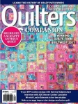 Quilters Companion №87 2017