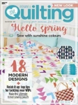 Love Patchwork & Quilting №61 2018