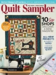 Quilt Sampler - Fall/Winter 2018
